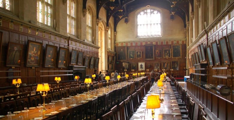 Оксфордский университет (University of Oxford)