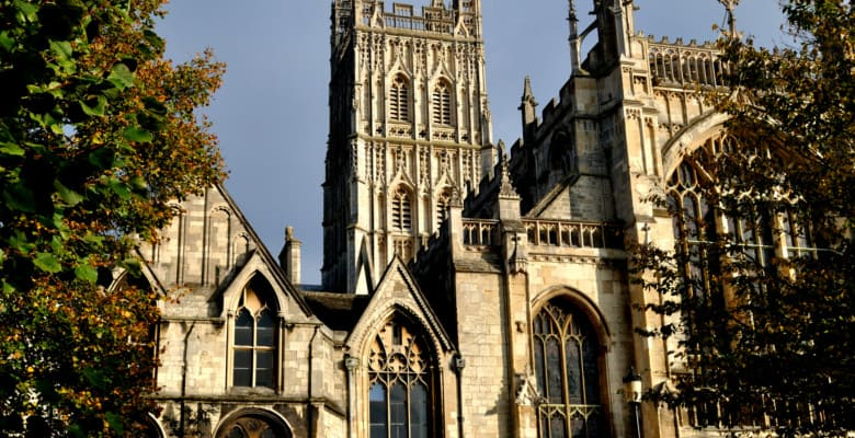 Глостерский Собор (Gloucester Cathedral)