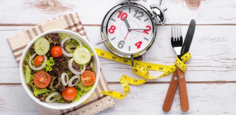фото похудевших на интервальном голодании