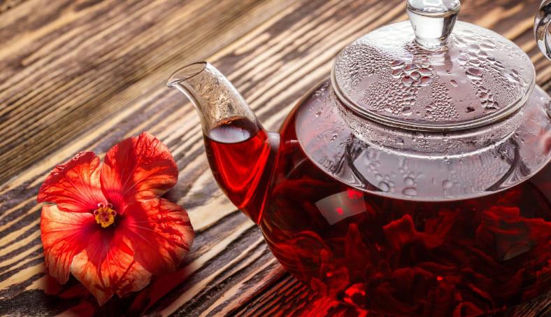 чай каркаде польза и вред как заваривать