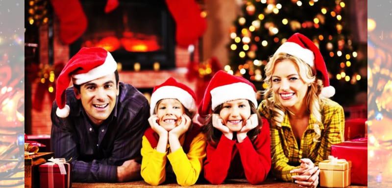 Новогодние игры для детей, взрослых и любой компании — конкурсы на Новый год вместо скучного застолья