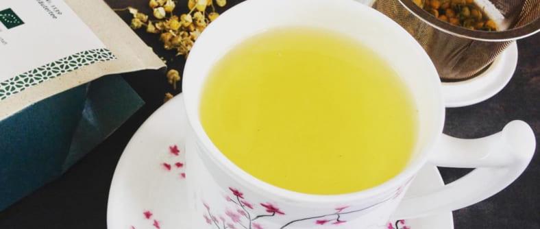 как правильно пить ромашковый чай