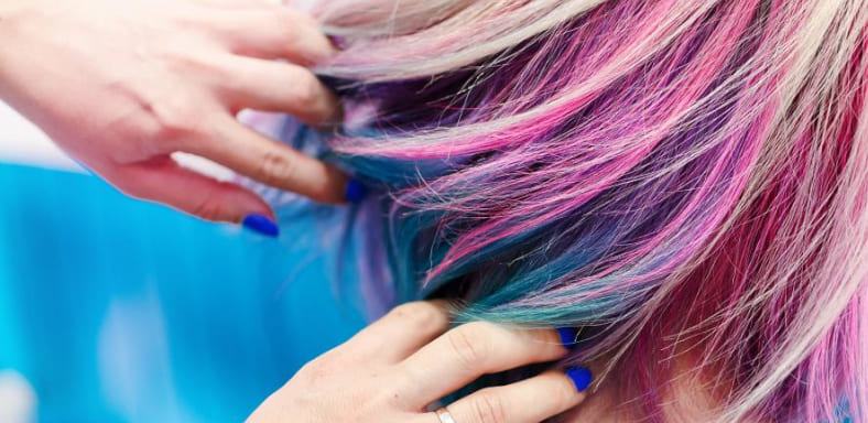 Как смыть краску с волос в домашних условиях? Инструкции, советы, виды смывок и лучшие способы.