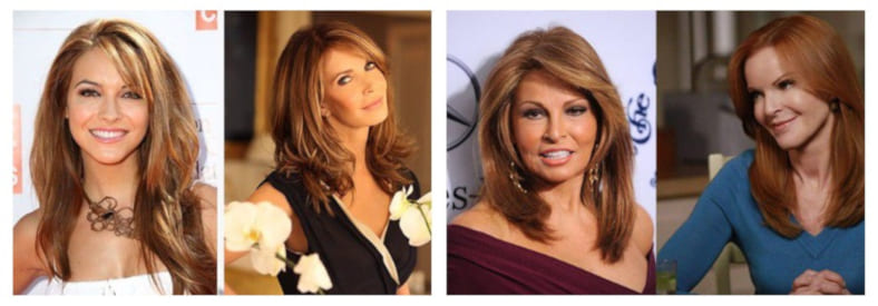 Модные женские стрижки после 40 лет (фото) | Стрижки на короткие, средние и длинные волосы