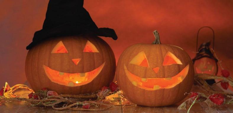 Как украсить комнату на Хэллоуин своими руками, сделав «ужасный» и веселый декор для праздника