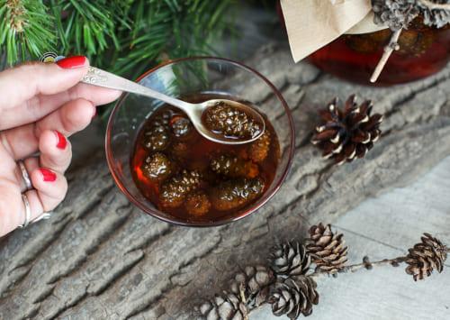 Варенье из сосновых шишек по классическому рецепту